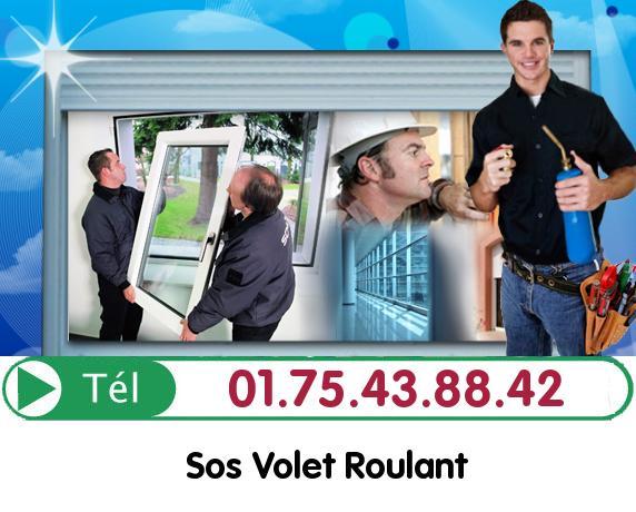 Depannage Rideau Metallique Butry sur Oise 95430