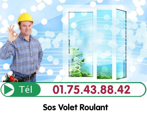 Depannage Rideau Metallique Puiseux en France 95380