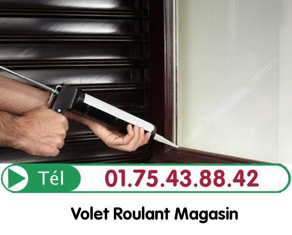Depannage Rideau Metallique Vert Saint Denis 77240
